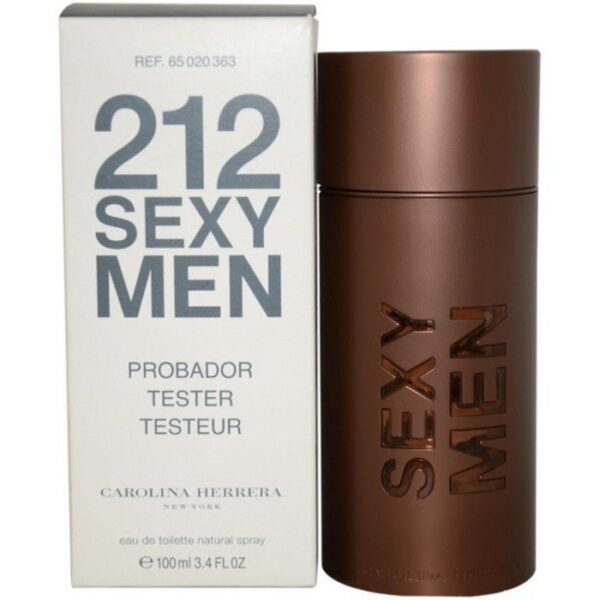 Carolina Herrera 212 Sexy Men Тестер
