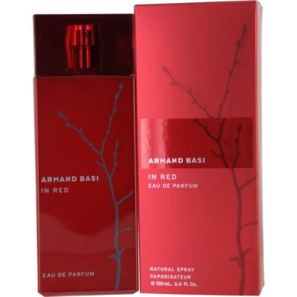 Armand Basi In Red Eau de Parfum 100ml