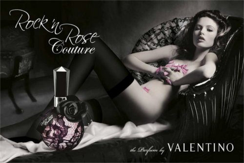 Valentino Rock 'n Rose Couture
