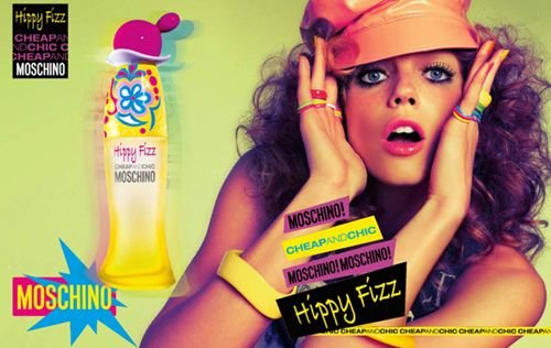 Moschino Cheap & Chic Hippy Fizz