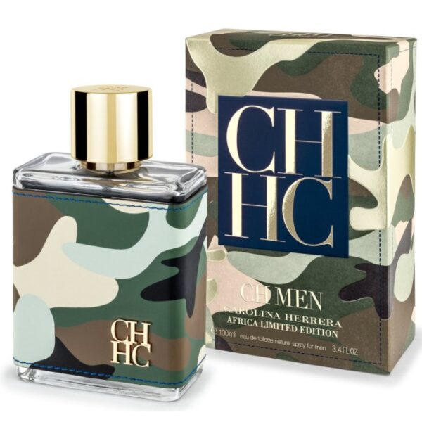 Carolina Herrera CH Men Africa Limited Edition