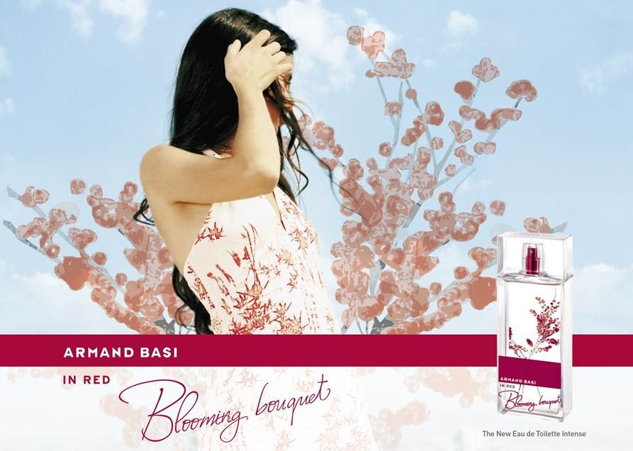 Armand Basi In Red Blooming Bouquet banner