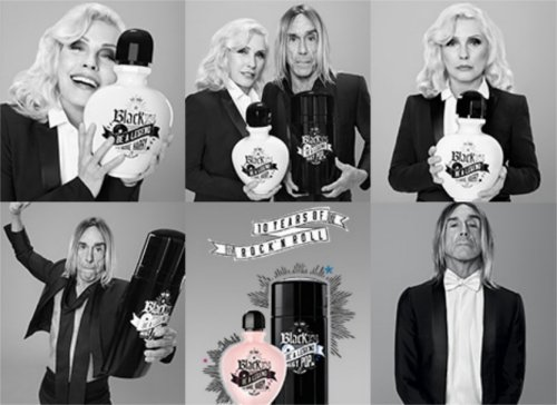 Paco Rabanne Black XS Be a Legend Debbie Harry